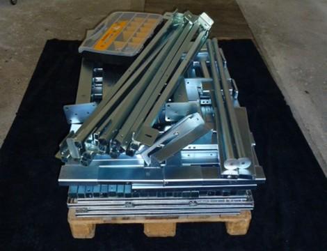 Bautreppe kompakt